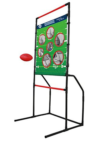 Sport Squad 2-in-1 Football and Disc Toss EndZone