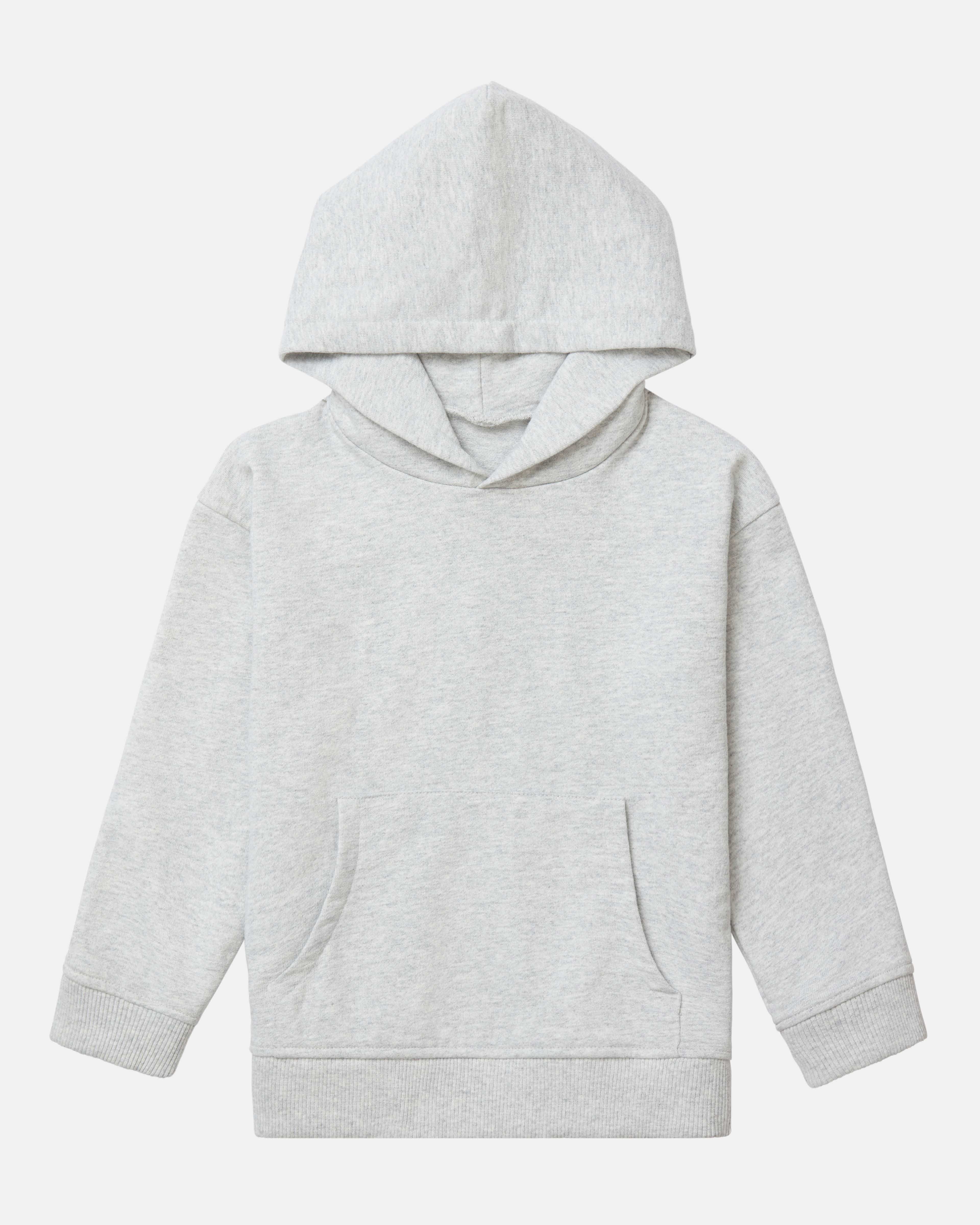 Little Recycled Cotton Hoodie