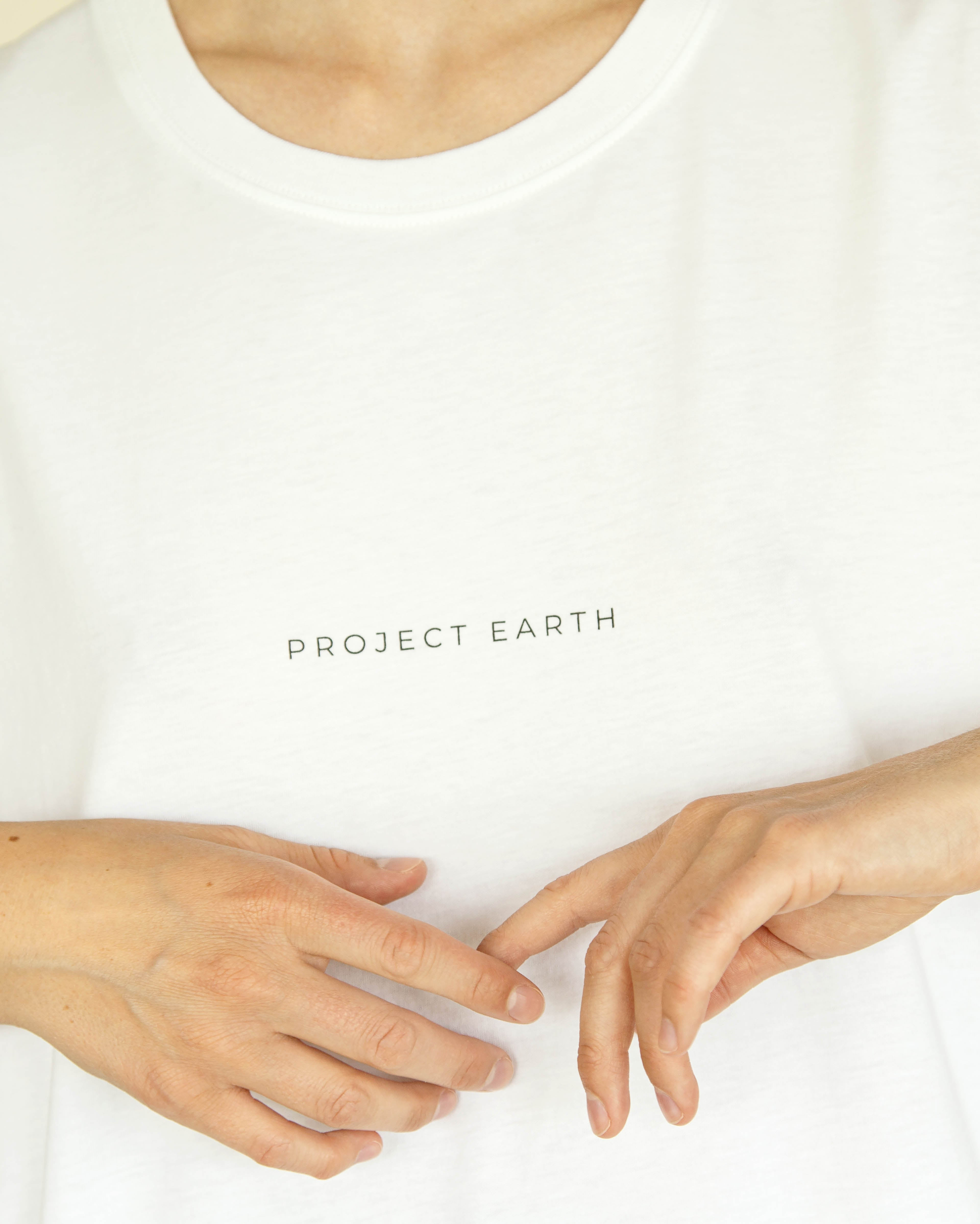 'Project Earth' Limited Edition T-Shirt