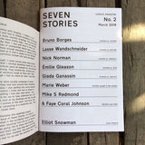 Seven Stories # 2 - Studio Soup Zine Library
