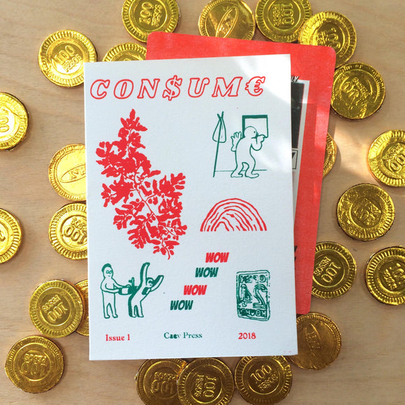 Consume - Studio Soup Zine Library