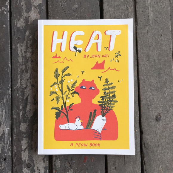 Heat - Studio Soup Zine Library
