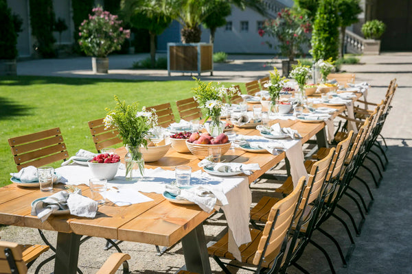 Unser Picknick Event