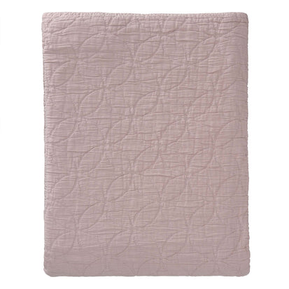 Tagesdecke Carvado, Taupe, 100% Baumwolle