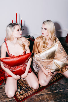 Le Rouge Boudoir Cushion