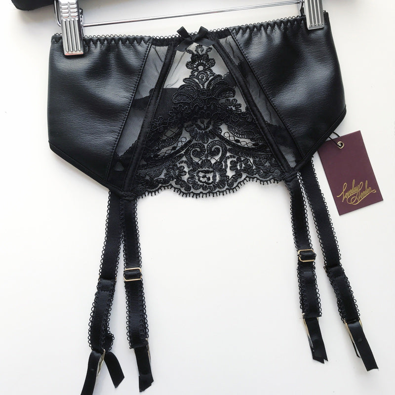 Fallari Suspender Belt (Vegan)