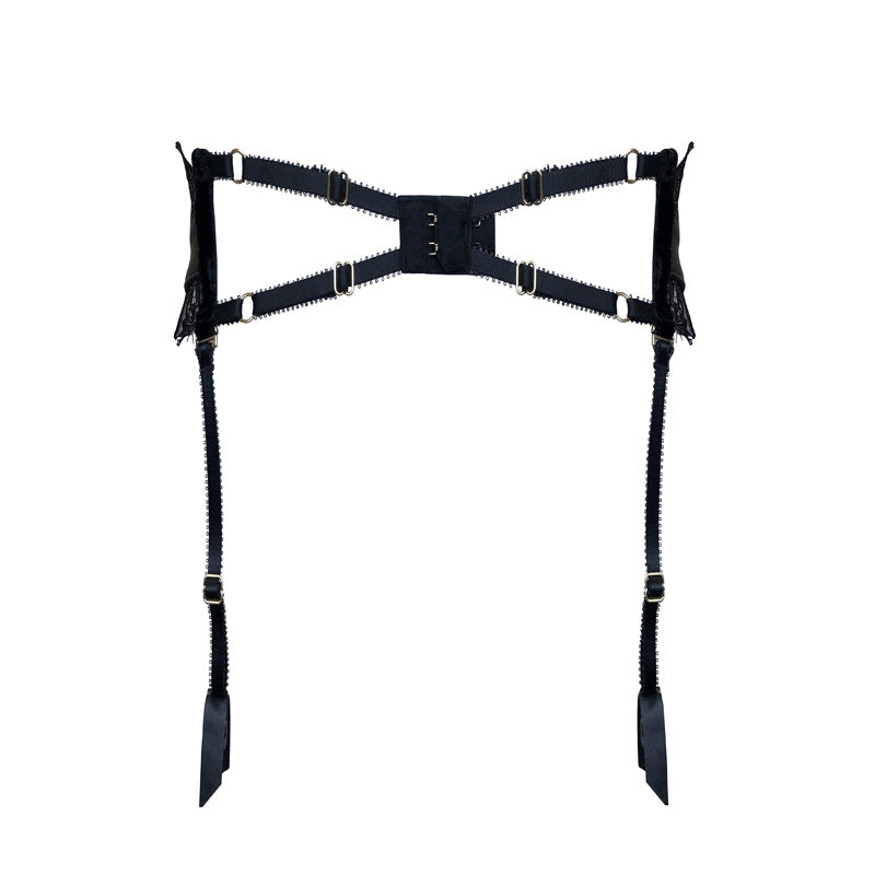 Koressia Suspender Belt - with detachable straps
