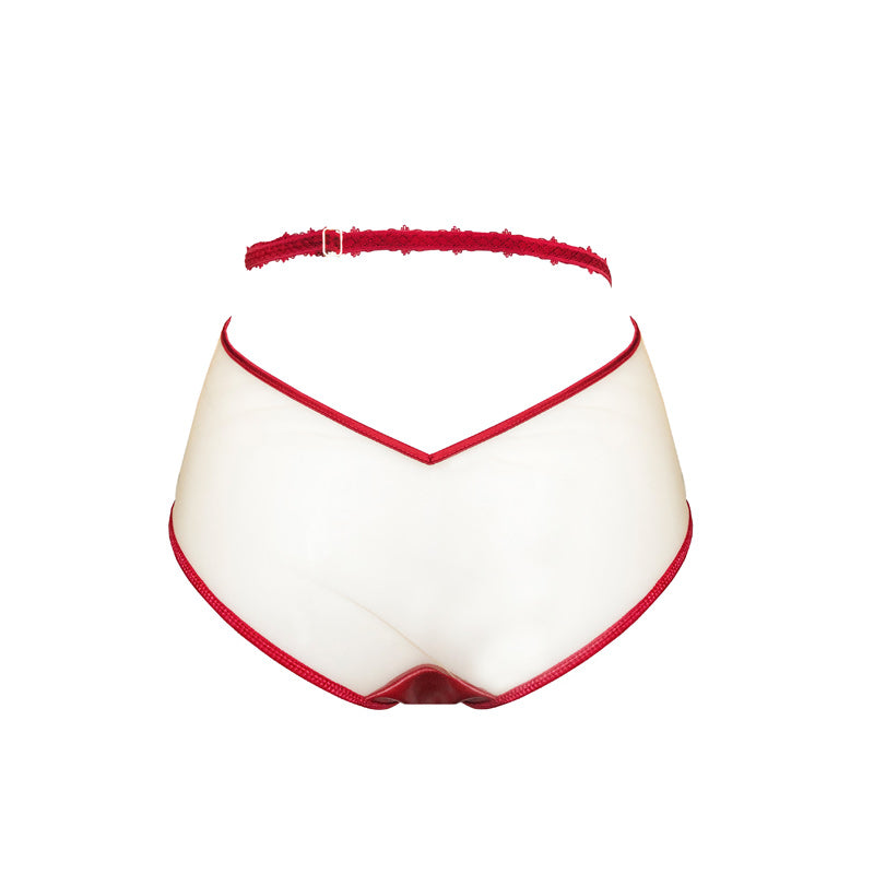 Le Rouge High Waisted Brief