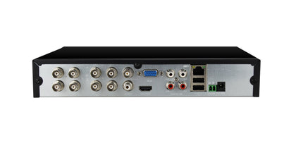 8 Channel H.265/H.265+ 5-in-1 DVR
