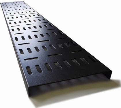 18U Cable Management Tray (Vertical) 150mm - Netbit UK
