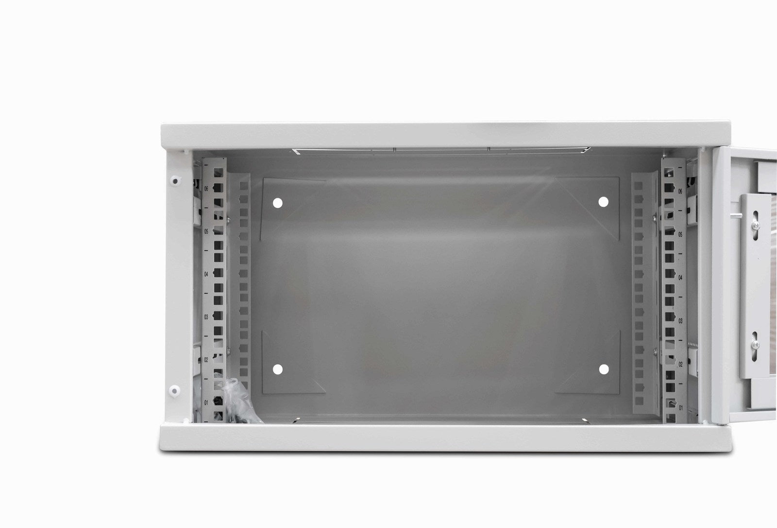 6u 300mm Deep Data / Comms Wall Cabinet / Rack - Grey
