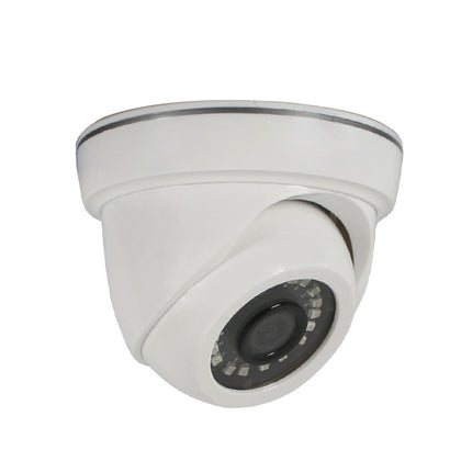 4IN1 Hybrid HD Dome Security Camera | 2MP OSD | 3.6mm IR-Cut | PAL DC12V