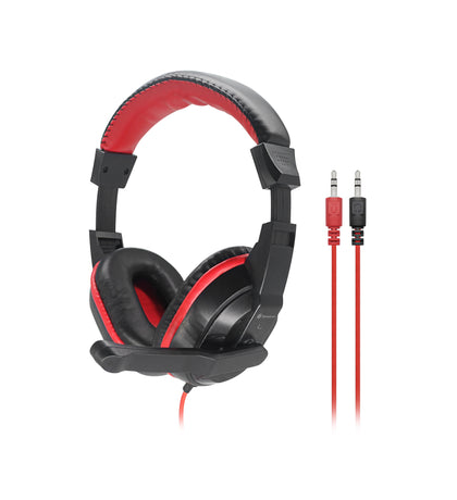 Dynamode Stereo Headset with microphone