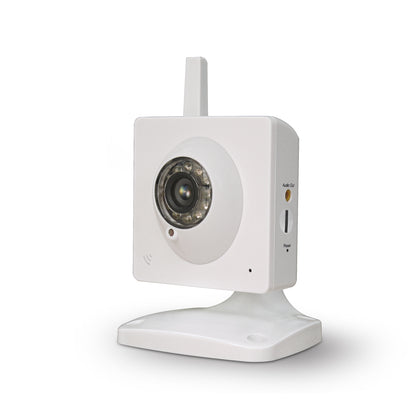 IP Wireless Camera - HD 720p, 8m IR-Cut, 2-Way A, Micro-SD - Netbit UK
