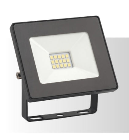 10W LED Flood Light - 800LM / Lumens (IP65) 2835 - Netbit UK