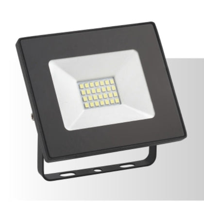 20W LED Flood Light - 1600LM / Lumens (IP65) 2835 - Netbit UK