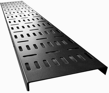 12U Cable Management Tray (Vertical) 150mm - Netbit UK