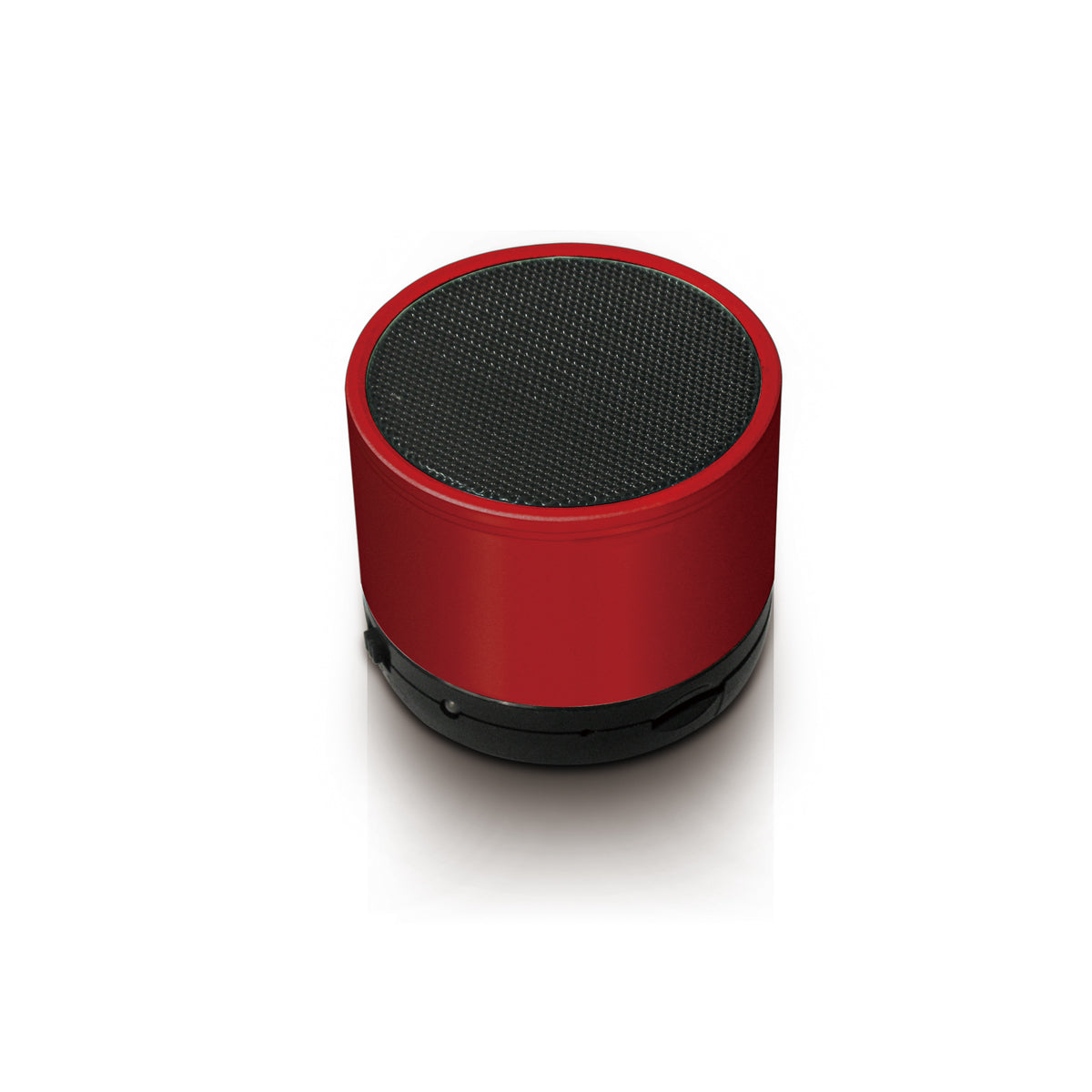 BT121-R - Bluetooth Cylinder Speaker (Red)