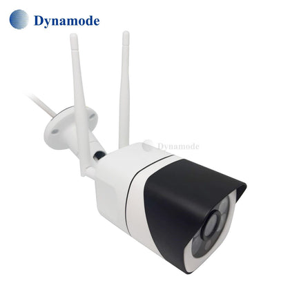 Wireless Outdoor Wifi IP Home Security CCTV Camera 1080P with 2 antennas, WDR, BLC, Night Vision, Smart Motion Sensor