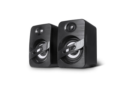 Multimedia Compact Stereo Speakers - Netbit UK