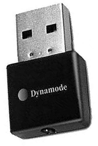 Dynamode WL-700N-XSX Wi-Fi Dongle, 300 Mbps Nano Wireless Network USB Wi-Fi Adapter for PC, Desktop or Laptop (Supports Windows XP/7/8/10, OS X (10.6+) and Linux) USB 2.0 & WPS