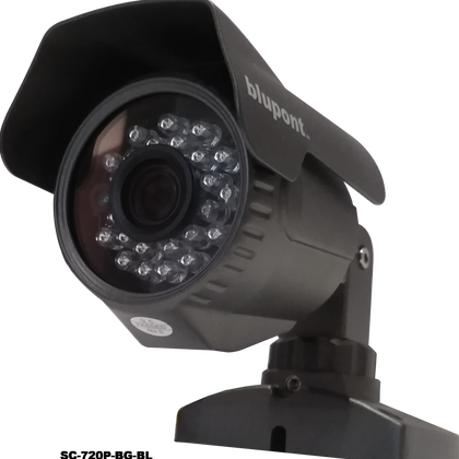 2.0MP 4in1 Grey Bullet CCTV Camera - Netbit UK