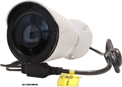 2.0MP 4in1 White Bullet CCTV Camera - Netbit UK