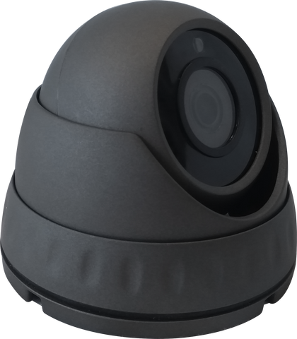 2.0MP 4in1 Grey Dome CCTV Camera