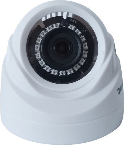 1.0MP 4in1 White Dome Indoor CCTV Camera