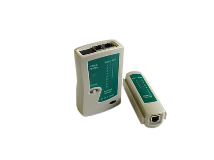 Ethernet Network LAN Cat5e RJ45/RJ11 Cable Tester