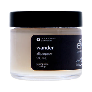 Wander All Purpose Balm