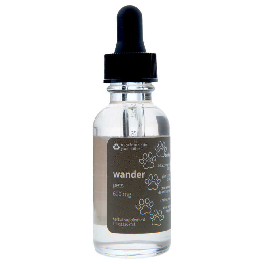 Wander Pet Oil 600mg