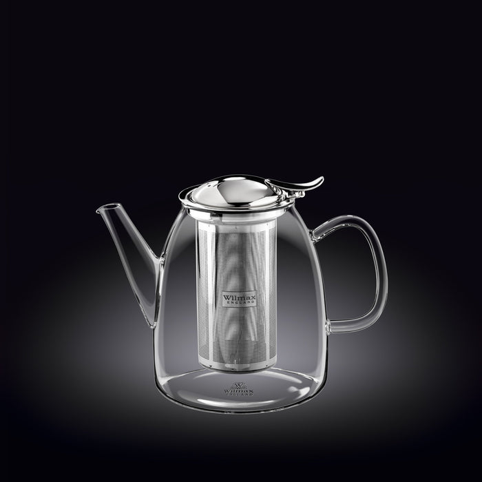 Tea Pot 22 Oz | 650 Ml, Wilmax England - Fivebutlers
