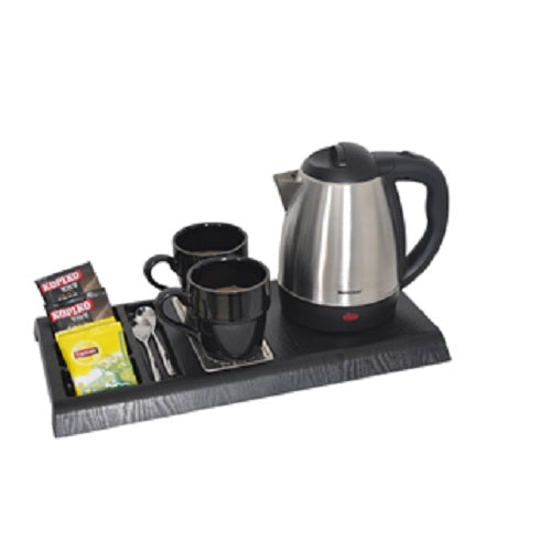 Electric Kettle Tray Set G-H1202, Honeyson - Fivebutlers