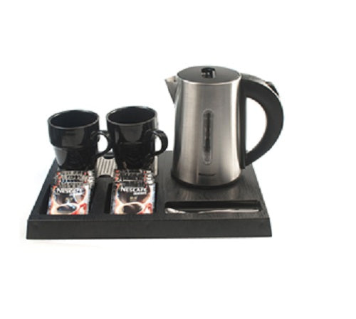 Electric Kettle Tray Set I-H1263, Honeyson - Fivebutlers