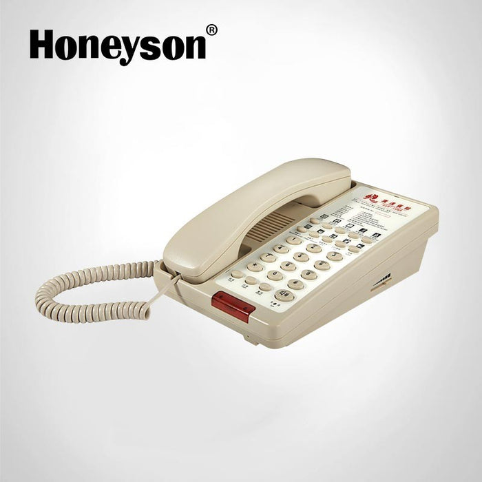Telephone ,  Model No: Sn-0001 Black, Honeyson - Fivebutlers