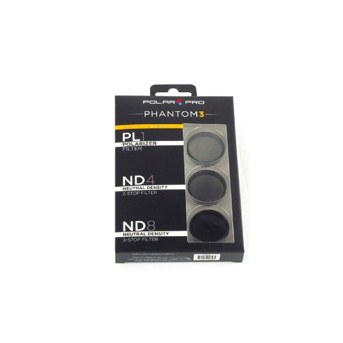 Polar Pro Phantom Filter - 3 pack