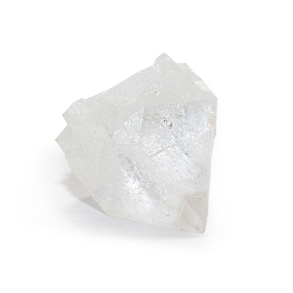 Clear Apophyllite Duo