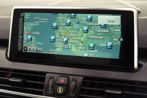 Mini and BMW Navigation Map Updates