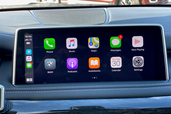 Lifetime Carplay Activation + Fullscreen Activation + Video In Motion + Android Screen Mirroring