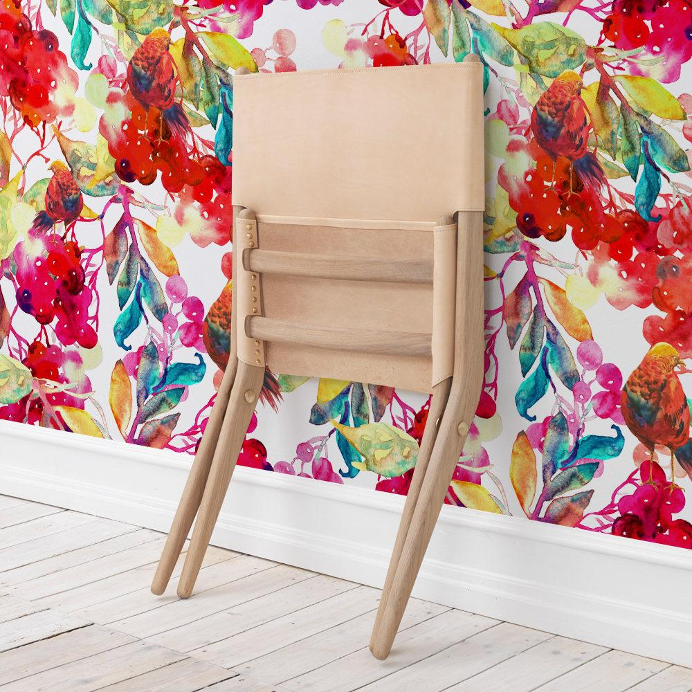 Floral - Removable Wallpaper
