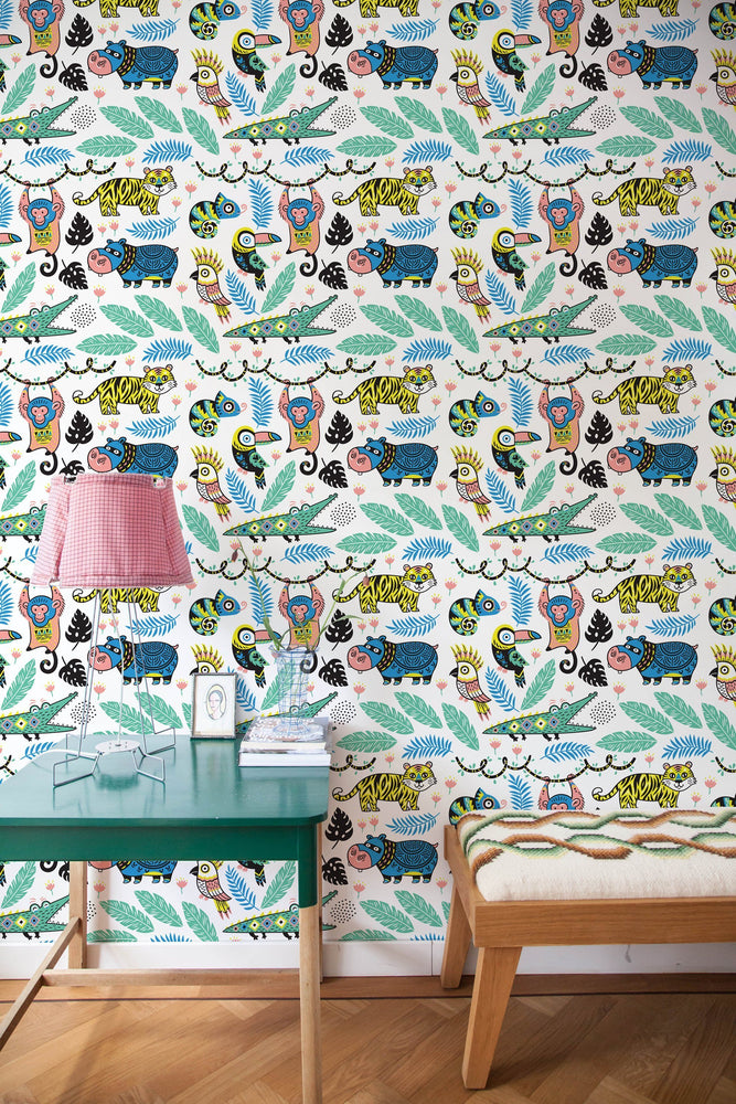 Nursery Wallpaper - Nursery Wallpaper