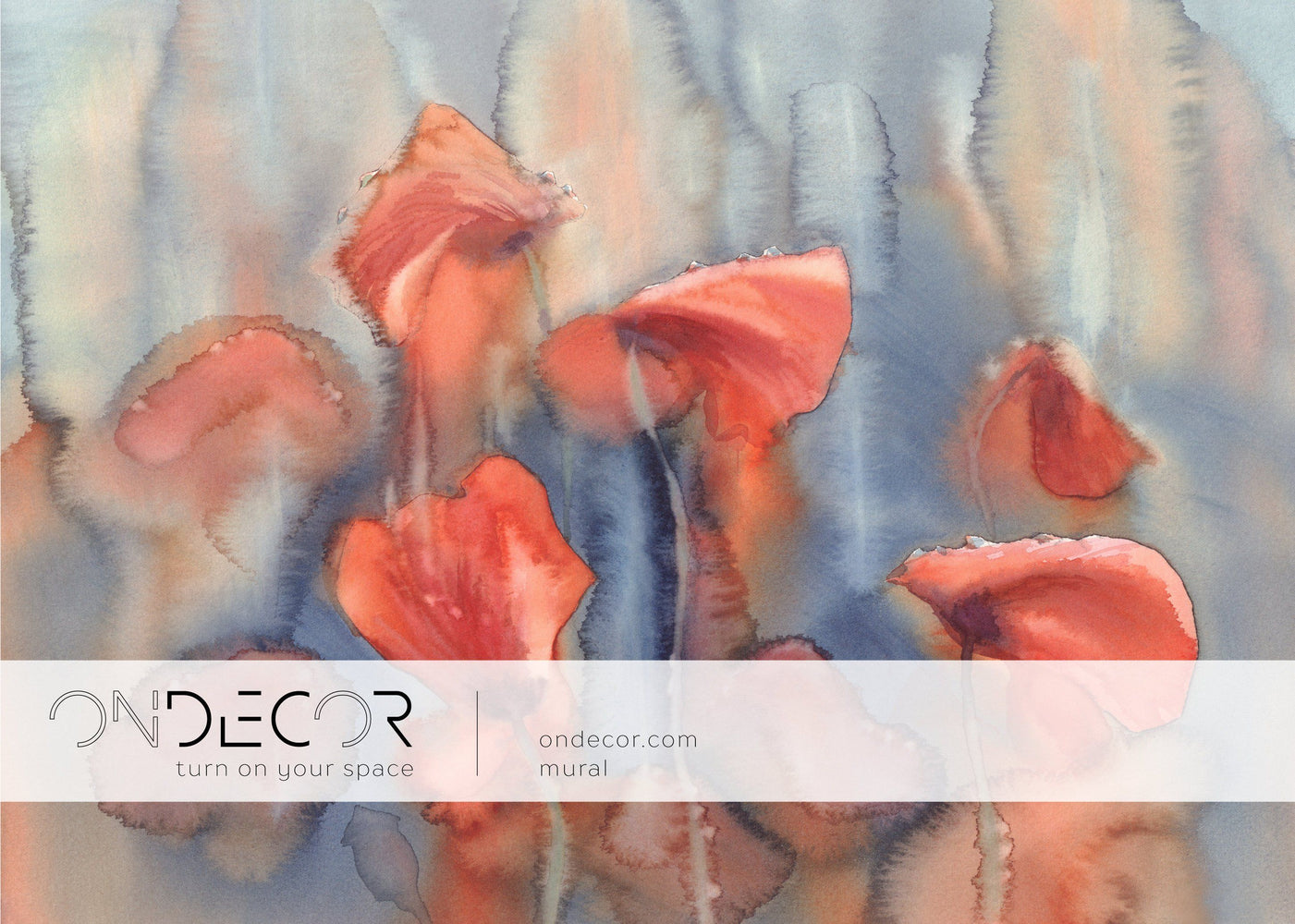 Watercolor Wallpaper - Watercolor Floral Wallpaper