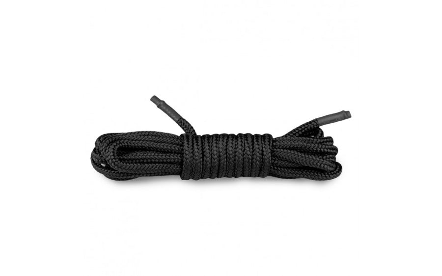 Bondage Rope 5m Black