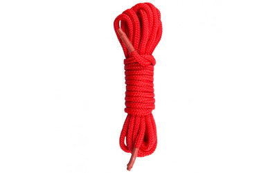 Bondage Rope 5m Red