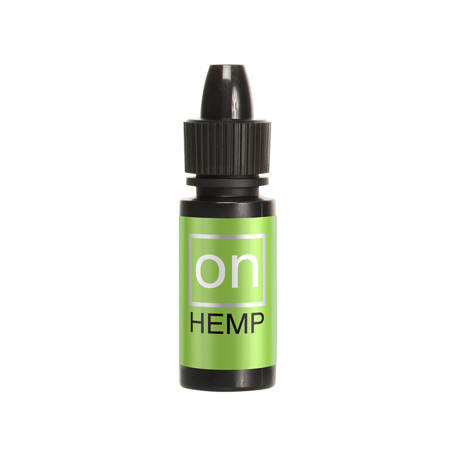 ON FOR HER HEMP OIL INFUSED AROUSAL OIL 5ML