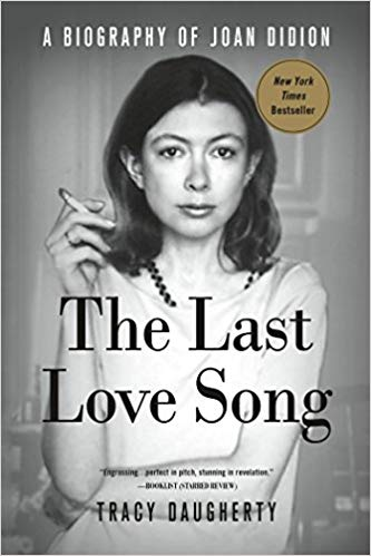 THE LAST LOVE SONG  by Tracy Daugherty