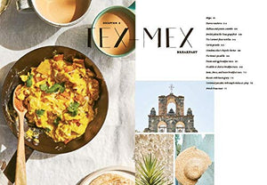 AMA: A MODERN TEX-MEX KITCHEN  by Josef Centeno and Betty Hallock