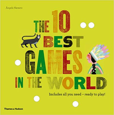 THE 10 BEST GAMES IN THE WORLD  by Angels Navarro