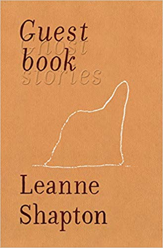 GUESTBOOK: GHOST STORIES  by Leanne Shapton